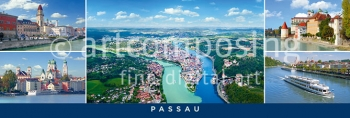 75-324 Passau - Highlights (Magnet)