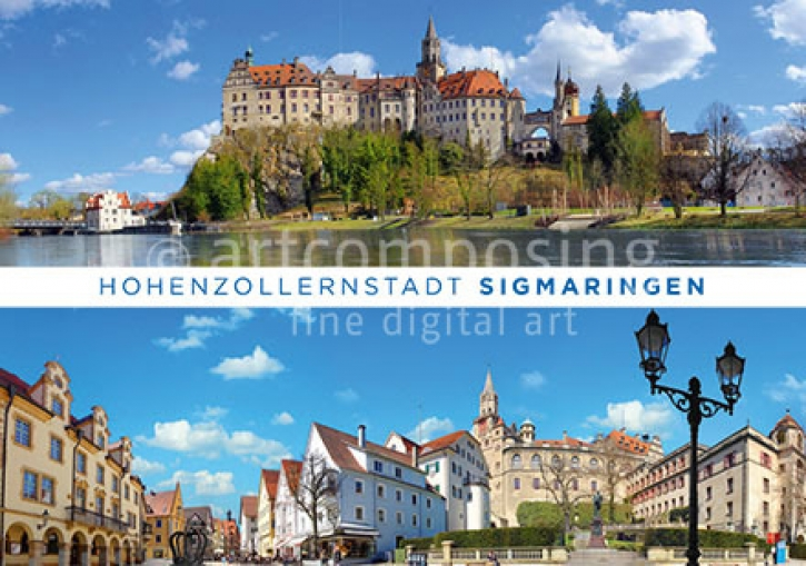 76-018 Sigmaringen - Highlights Multi 2 (Magnet)