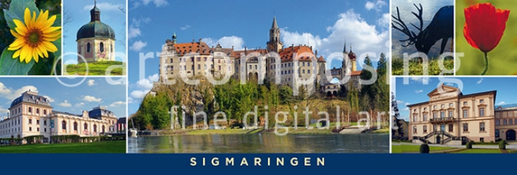 76-067 Sigmaringen - Highlights Multi 7 (Magnet)