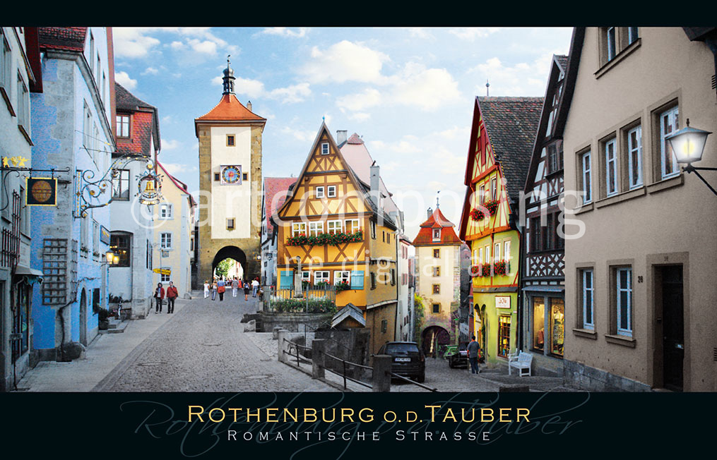 Rothenburg o. Tbr.